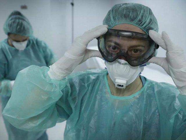 debellato gina angelica oss infermiera covid coronavirus bolletino