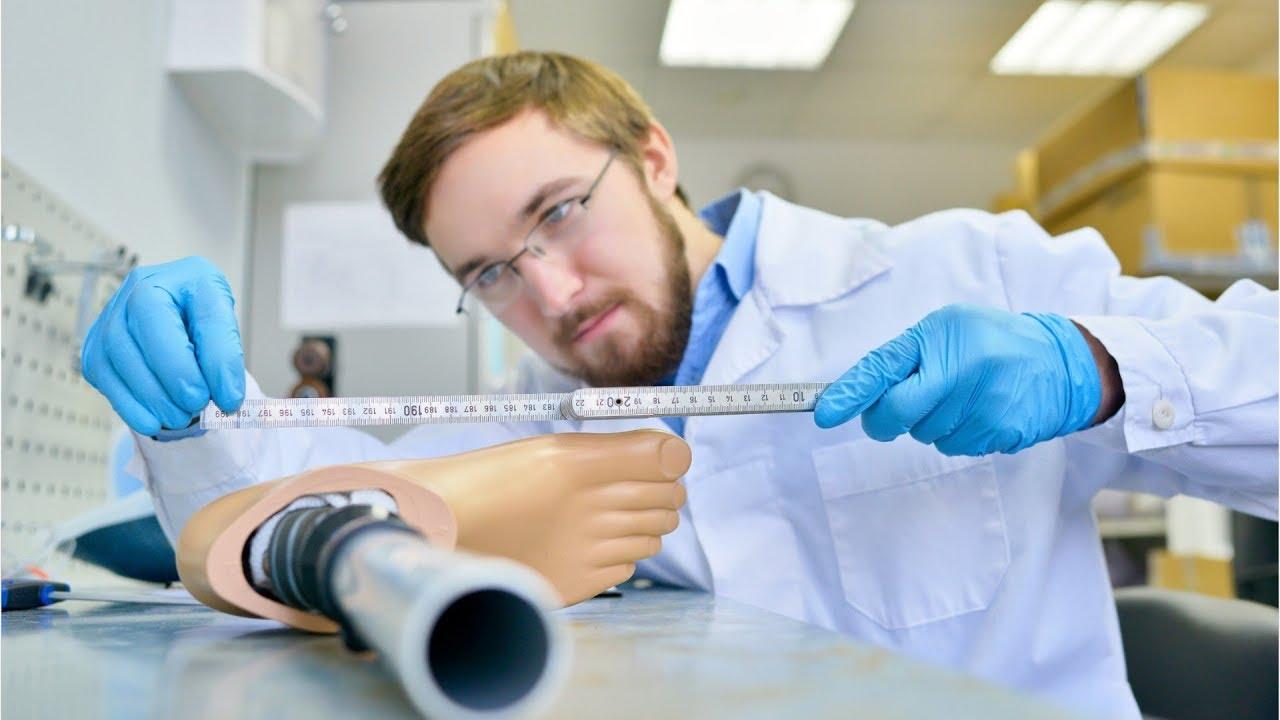 tecnico ortopedico