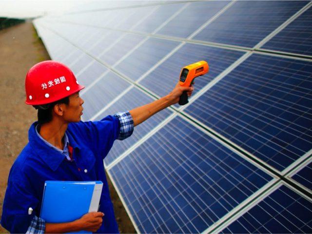 cina energie rinnovabili petrolio
