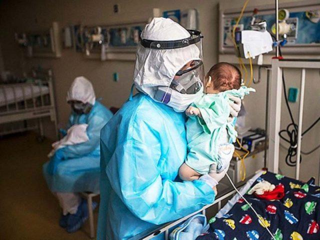 coronavirus infermiera bollettino covid oss neonatologia maternità