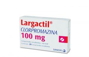 largactil clorpromazina