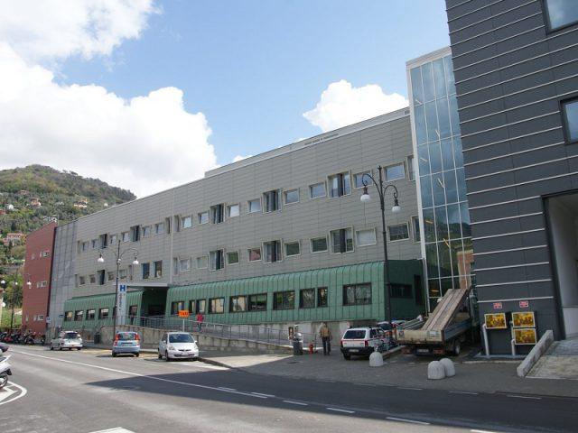 ospedale rapallo piano liguria