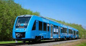 treno ad idrogeno