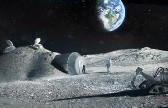 organi artificiali sulla luna