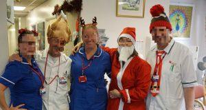 foto natale oss infermieri