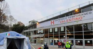 ospedale covid valentino progetto