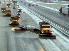 neve meteo ghiaccio autostrada spazzaneve tormenta