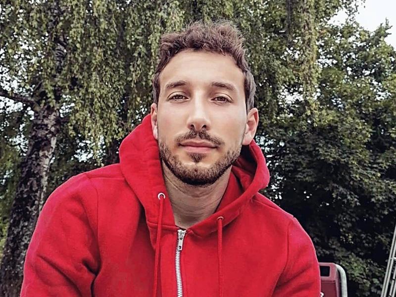 Alessandro Bria, ideatore di SSN APP.