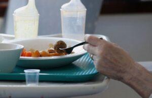 cibo ospedale mangiare paziente ivana