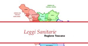 leggi sanitarie toscana