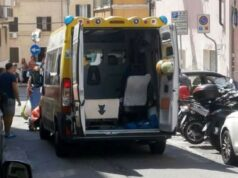maria donna investita lutto ambulanza intervento 118