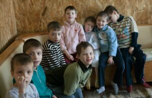 orfanotrofio ucraina sandra