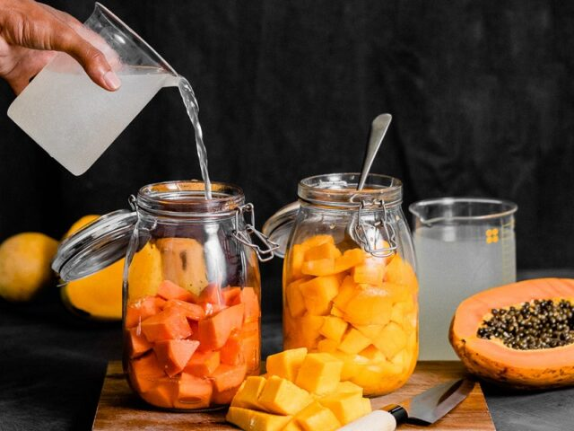 papaya fermentata controindicazioni