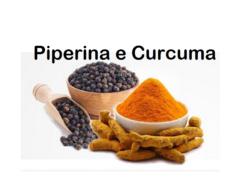 Piperina e Curcuma